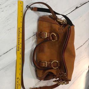Dooney & Bourke Small Florentine Bag in Nubuck